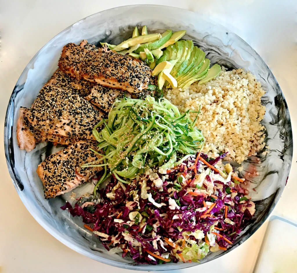Easy Weeknight Meals Salmon