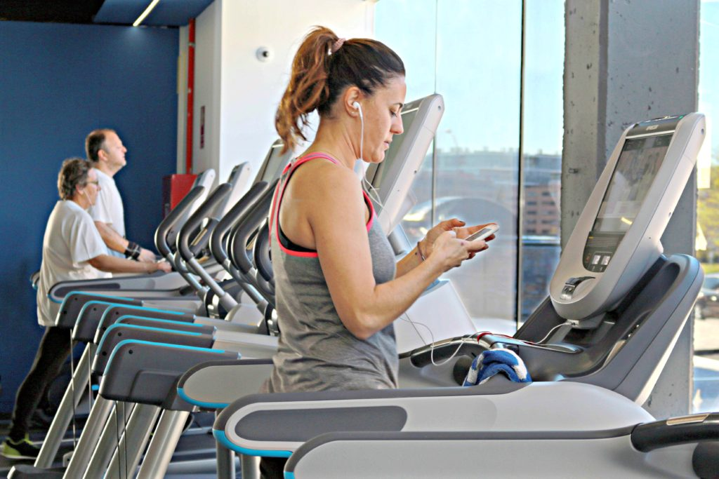 lose 5 pounds this week treadmill